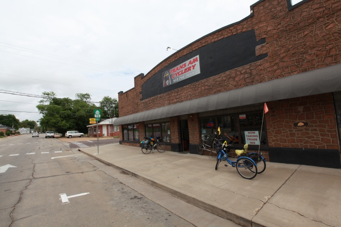 TransAm Bike Shop in Farmington, MO