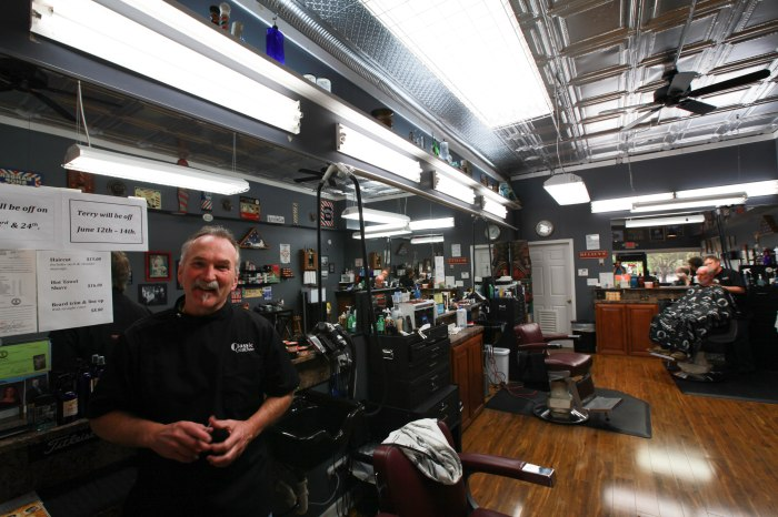 Terry from Classic Cuts & Shaves -- Bowling Green, Ky