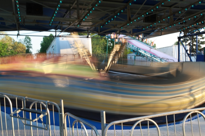 A county fair ride in Mineral,VA