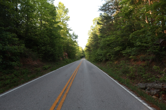Sweet riding in Daniel Boone National Forest
