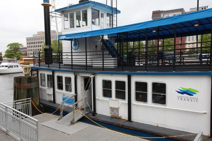 Portsmouth Waterside Ferry
