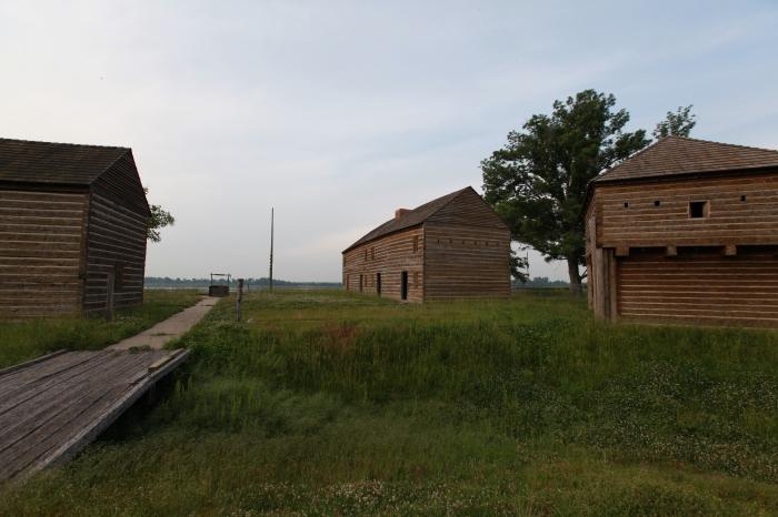 Fort Massac.