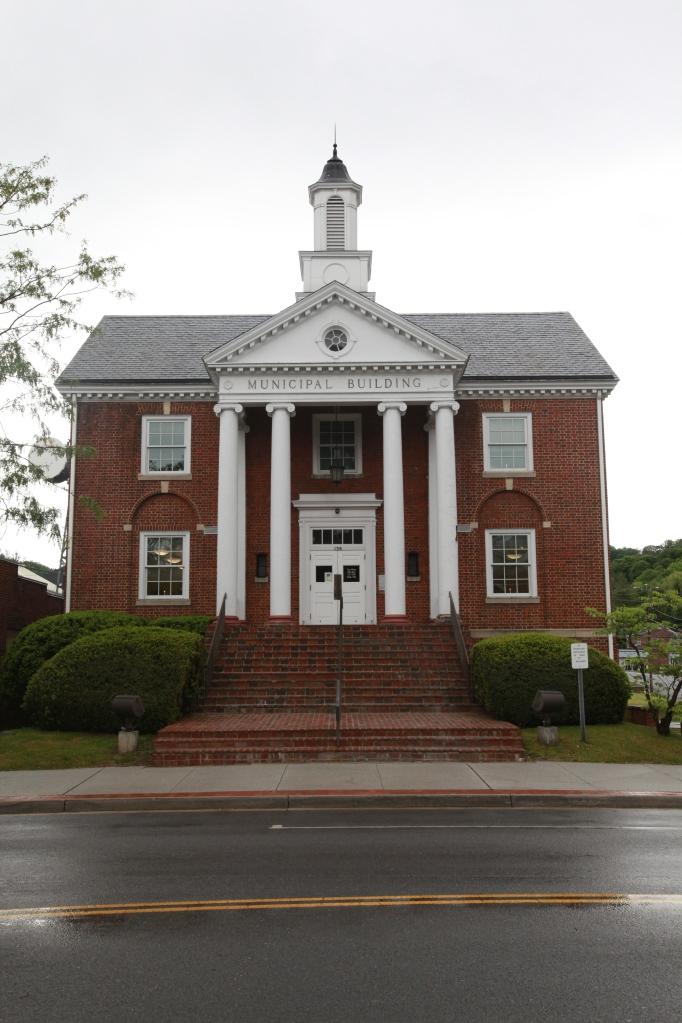 The Marion, VA municipal building