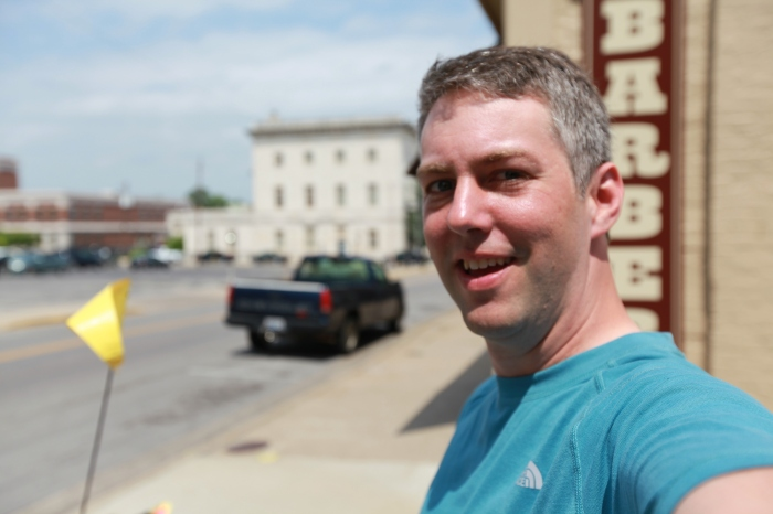 Recently shorn --Bowling Green, KY