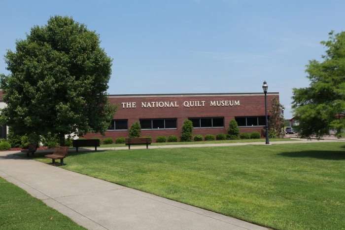 The National Quilt Museum. --Paducah, Ky