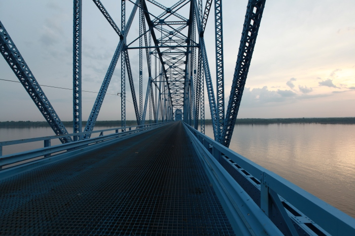 The Ohio Paducah bridge.