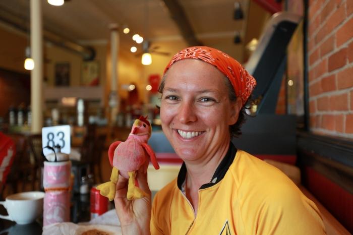 Rachel -Bauhaus Kaffee in Farmington, MO