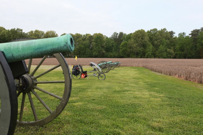 Those rebs will never take Malvern Hill now!