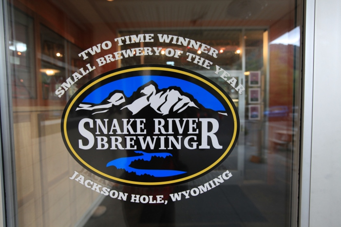 Snake River Brewing -- Jackson, WY