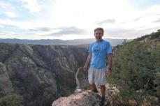 Chuck at Royal Gorge