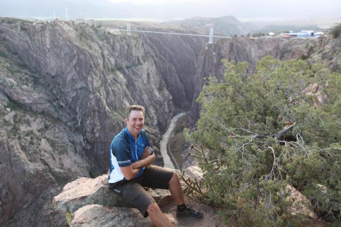 Me at Royal Gorge
