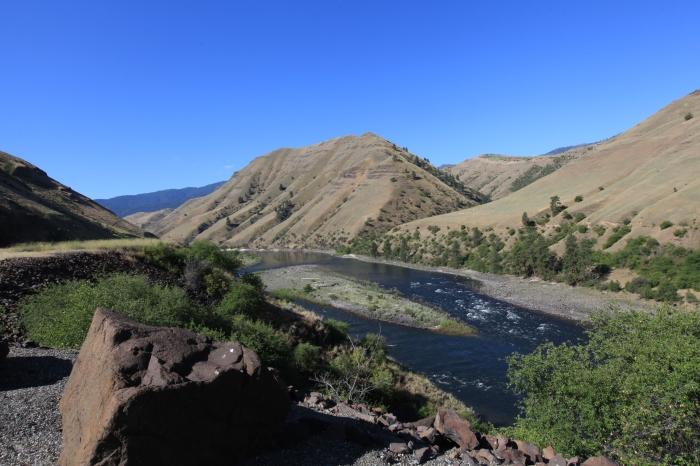 Salmon River, ID