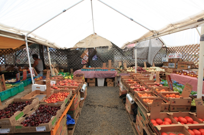 Sal's Fruit Stand. --Powell Butte, OR