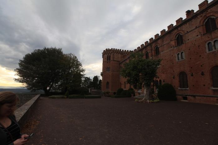 Castello Brolio -- in Chianti